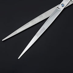Moontay Razor Edge Series - 10'' Sliver Personality Design Pet Grooming Cutting Scissor Dog Gromming Shear
