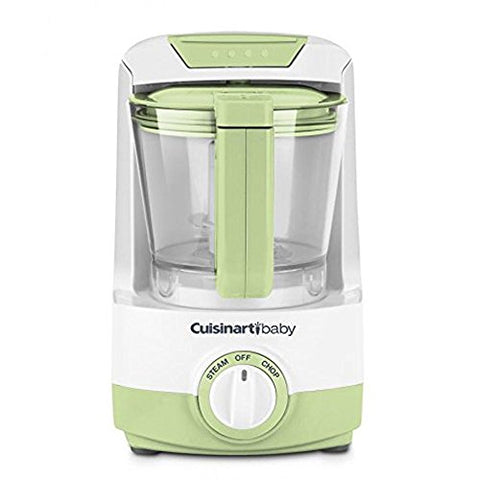 Cuisinart BFM-1000GN Baby Food Maker and Bottle Warmer, Green