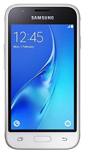 Samsung Galaxy J1 Mini prime 8GB J106B/DS Dual Sim Unlocked Phone - Retail Packaging (White) - International Version