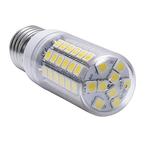 Corn light - SODIAL(R)8W, 80W Halogen Bulb Equivalent, E27, 580 Lumens, 69 pcs SMD 5050, White, 4500K LED Corn light Bulb Indoor Bar Lighting