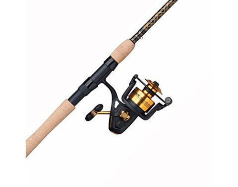 Penn Spinfisher V Spinning Fishing Reel & Rod Combo