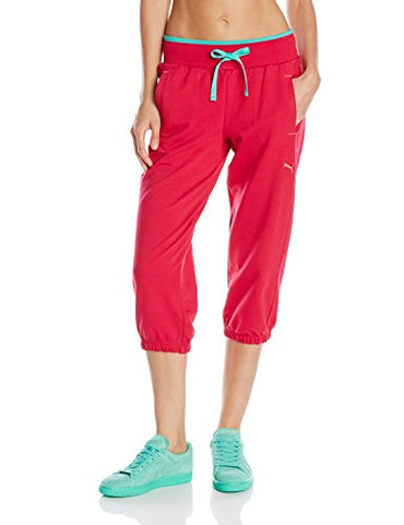 PUMA Women's Sweat Capri