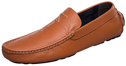 XG5805 New Mens Stylish Casual Loafers Slip-on Moccasins Driving Shoes