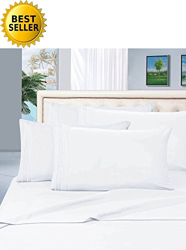 MattRest® Hotel Luxury Bed Sheets Set-ON SALE TODAY! #1 Rated On