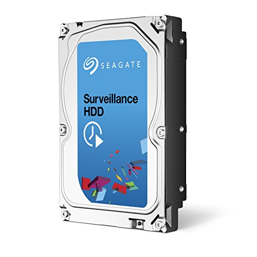 (Old Model) Seagate 5TB Surveillance HDD 6-Gb/s Internal Hard Drive (ST5000VX0001)