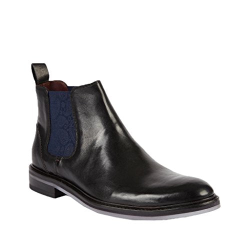 Ted Baker Zilpha - Black Leather Mens Boots 13 US