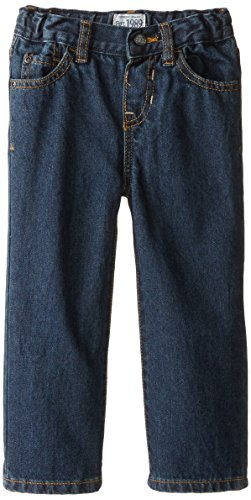 The Children's Place Little Boys and Toddler Straight Leg Jean, Retro Vintage, 3T
