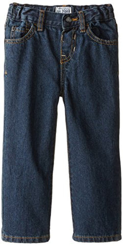 The Children's Place Little Boys and Toddler Straight Leg Jean, Retro Vintage, 4T