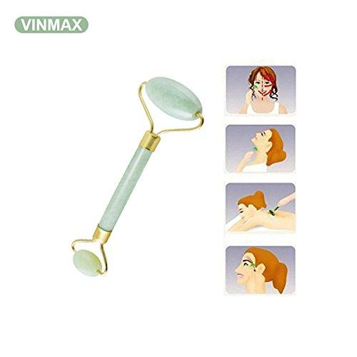Vinmax Royal Jade Roller Massager Slimming Tool Facial Face Massage-Rejuvenates Face and Neck Skin,Face Slimmer