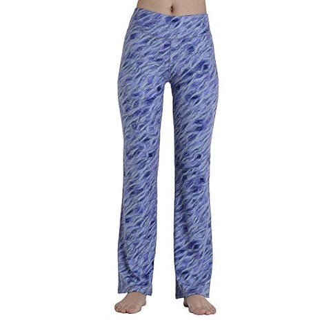 FEIVO Yoga Pants, Women's Loose Casual Long Fashion Printing Comfy Sports Pants