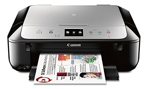 b59a81d81278 Canon MG6821 Wireless All-In-One Printer with Scanner and Copier: Mobile and