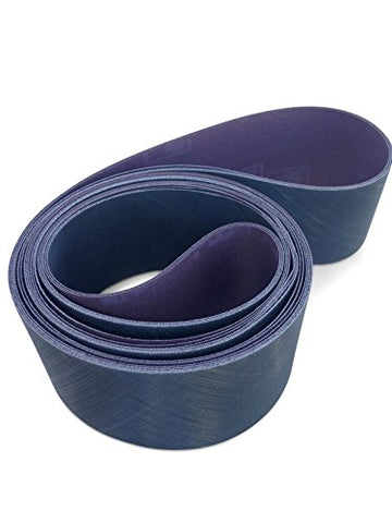 3M Trizact 2 X 72 Inch Sanding Belts A30 (P800), A16 (P1200), A6 (P2500) Grit, 3 Pack Assortment