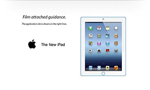 [Healingshield] Apple The New iPad Eye Protection Type LCD screen protector