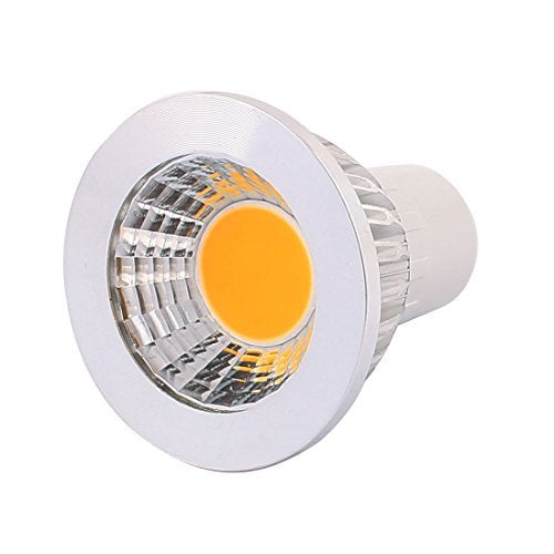 DealMux AC85-265V 3W GU5.3 Base COB LED Spotlight Bulb Downlight Energy Saving Warm White