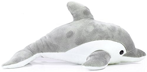Viahart Dorian The Dolphin 11 Inch Dolphin Stuffed Animal Plush By Tiger Tale Toys