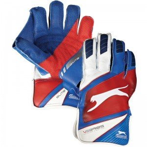 SLAZENGER Elite Wicket Keeping Gloves, Mens