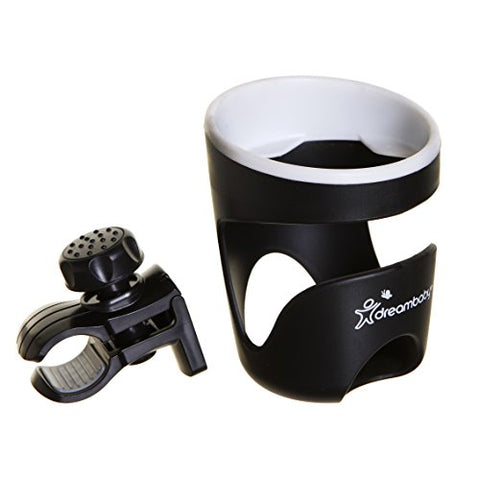 Dreambaby Strollerbuddy Drink Holder (Black)