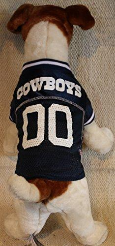 cheaper da991 b07e6 DALLAS COWBOYS Dog Jersey ALL SIZES Licensed NFL (XXL)