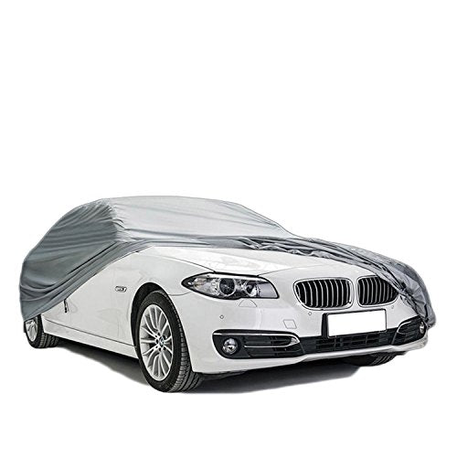 EVAJULLY Car Cover Waterproof /Windproof/Dustproof/Scratch Resistant Car Cover Sun Outdoor UV Protection Full Car Covers