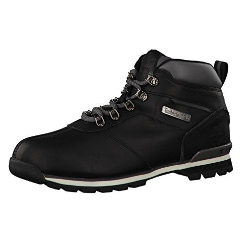 Timberland Split Rock 2 Hiker Black Black Mens Boots Size 9 UK