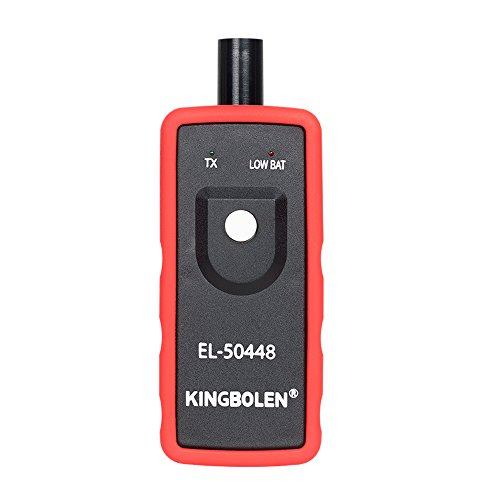 KINGBOLEN EL-50448 Automotive Tire Pressure Reset Car Monitor Sensor 315 / 433 MHz TPMS Activation Tool for GM Series Vehicle