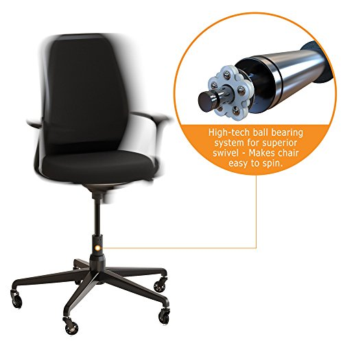 1 office chair cylinder replacement includes removal tool