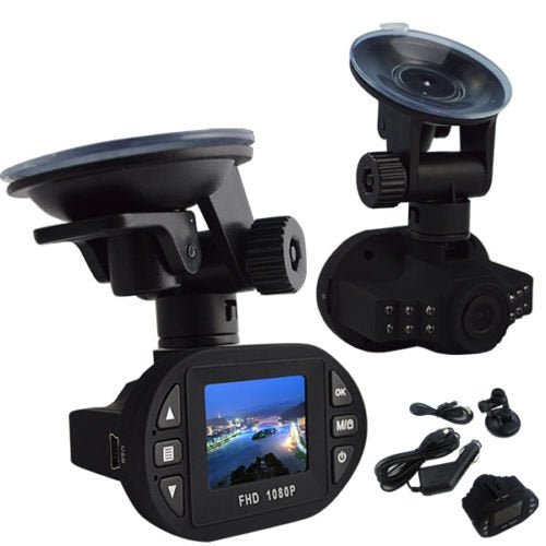 JahyShow 1.5 Full HD 1080P Car DVR Vehicle Camera Video Recorder Dash Cam G-sensor