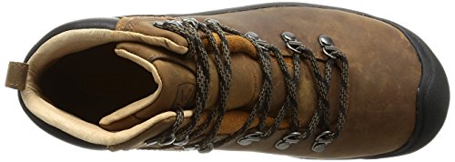 6fc062da16d KEEN Men's Pyrenees-m Hiking Boot, Syrup, 8 M US