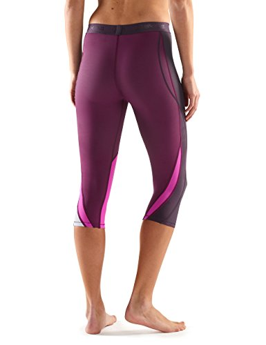 Skins Women's DNAmic Compression 3/4 Capri Tights