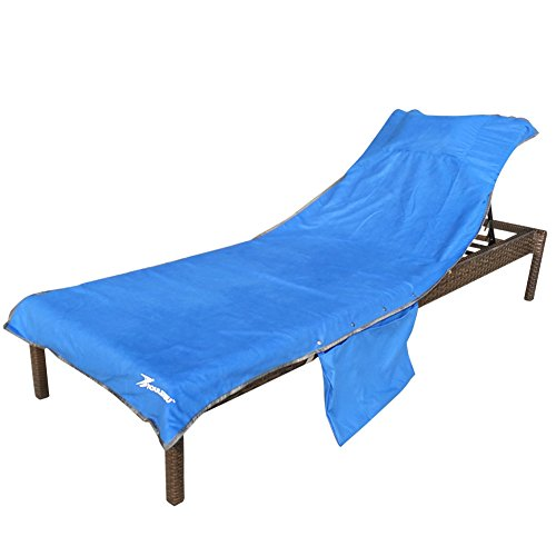 Extra Thick Beach Chair Cover Pool Lounge Chair Towel Beach Towel