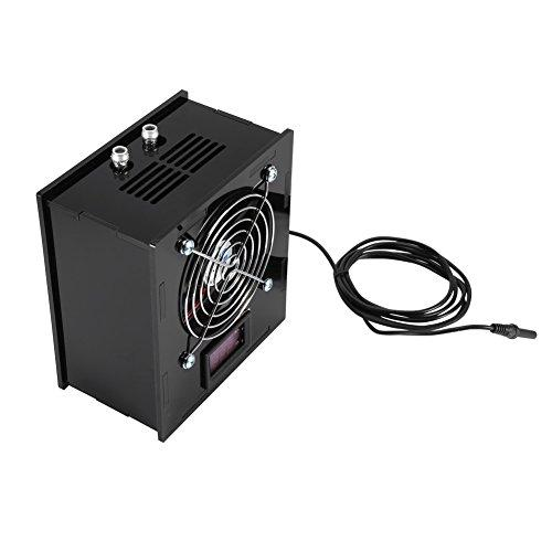 DC 12V 70W Aquarium Thermostat Chiller with Temperature Control for Fish  Tank Chiller Freshwater/Saltwater
