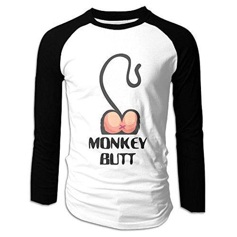SW8sd Shirts Monkey Butt Men's Special Sweater T-Shirts Shirts