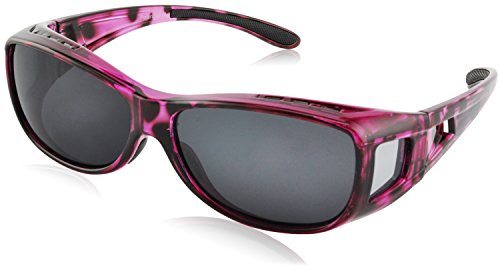00cbed639e TINHAO Fit Over Sunglasses for Women - Polarized Fitover Sunglasses with  100% UV Protection for