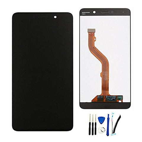 Full LCD Display Screen digitizer Touch panel Replacement For Huawei Y7 Prime 2017 TRT-TL00 / ENJOY 7 PLUS / Nova Lite+ TRT-LX1 TRT-L21A TRT-L21X TRT-LX3 Assembly Black