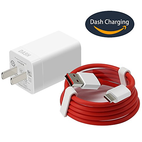 OnePlus Dash Power Bundle, iMangoo OnePlus 5 Dash Charger 5V 4A Dash  Charging Adapter US Plug + 3 3ft Dash USB Type C Cable for OnePlus 3 / 3T  Fast