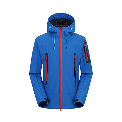 Ynport Softshell Jacket Men Trekking Ski Waterproof Rain Coat Outdoor Hiking Clothing Male Windproof Soft Shell Fleece Jackets