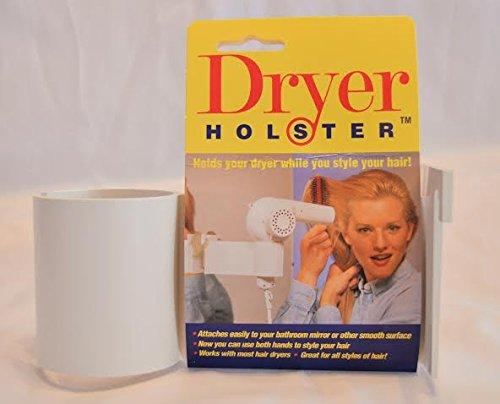 The Dryer Holster - The Best Portable Hands Free Hair Dryer Holder! Excellent Disabled Aid!
