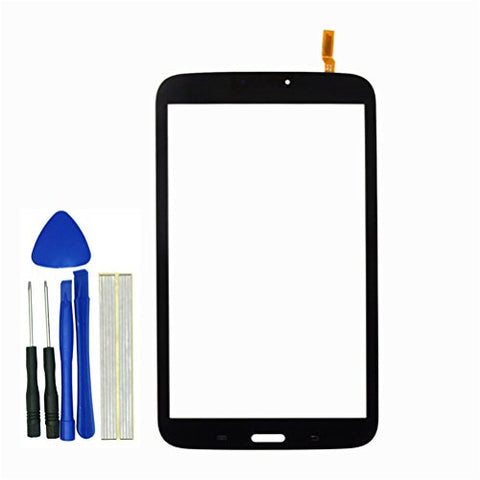 klesti Touch Panel Replacement for Samsung Galaxy Tab 3 8-inch WiFi SM-T310 (Black)