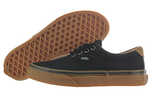 e22e931410 Vans Era 59 VN000SD5F7S (C L) Black   Classic Gum 2.5 Little Kid M ...