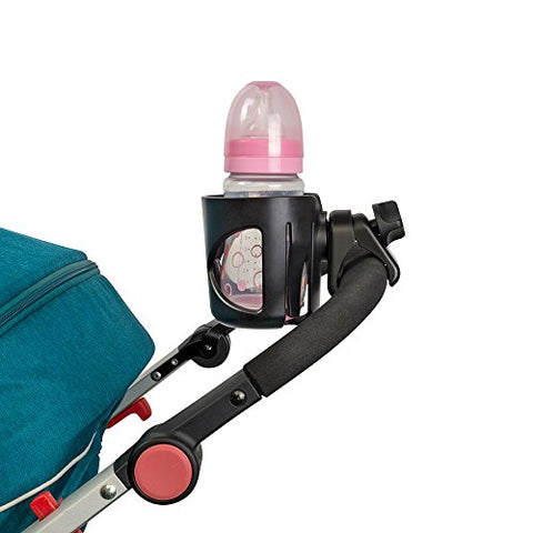 Stroller Cup Holder by JOYREN - Attachable Baby Drink Holder for Strollers/Pushchairs/Wheelchairs