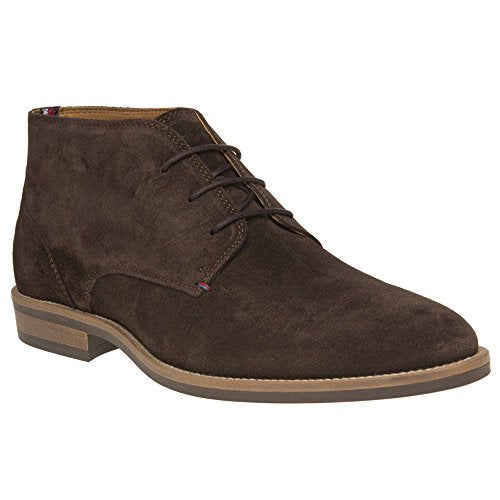 Tommy Hilfiger Daytona Chukka Mens Boots Brown