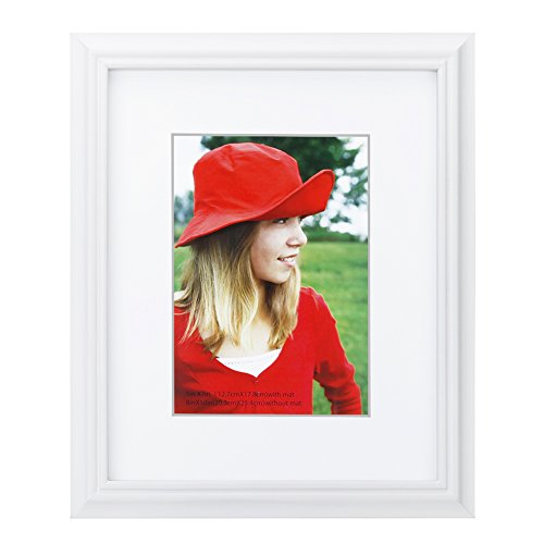 RPJC 8x10 inch Picture Frame Made of Solid Wood and High Definition ...