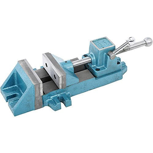 K&N41 New Quick Release Metal Steel Vise For Drill Press Drilling Milling Machine Tool 4 inches
