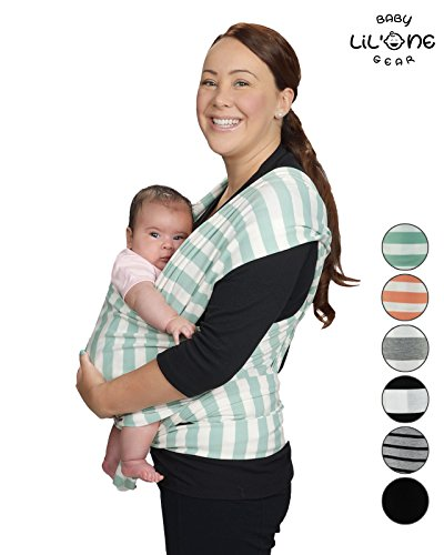 Baby Wrap By Lil One Baby Gear Soft Breathable Cotton Hands Free Infa