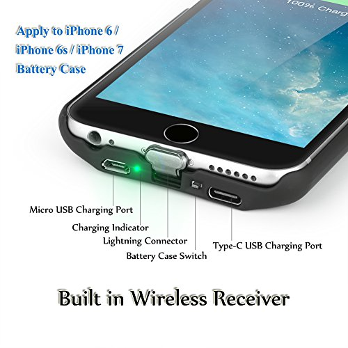 iphone 7 qi charger case