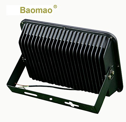 Baomao 200W Super Bright Outdoor LED Spotlight,1000W Halogen Bulb Equivalent, Waterproof IP66 20000lm,OSRAM LED Chip,Angle of 60 degrees,3000K Warm white,Garden lights.Flood light ,floodlight