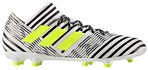 d493ad22ffff adidas Originals Men s Nemeziz 17.3 Firm Ground Cleats Soccer Shoe ...