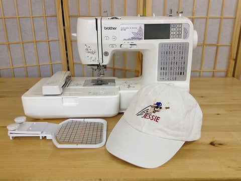 Embroidex Cap/Hat Hoop for Brother Babylock Singer Bernina Janome Singer Husqvarna Viking Pfaff Embroidery Machine
