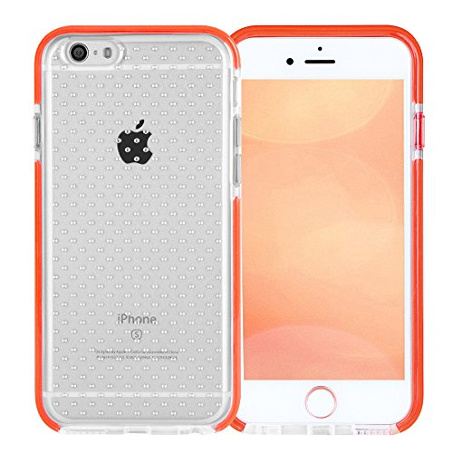 check out 67ee2 e2915 iPhone 6S Plus Case,FYY[Patent Shockproof][Military Material] Ultra Slim  Fit Hybrid Clear Bumper Case Soft Silicone Gel Rubber Shockproof Impact ...