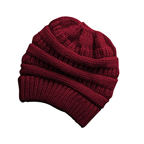 62510a06974e0 Cell XS(TM) Beanie Ponytail Hat